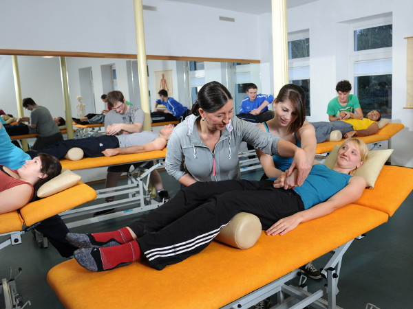 Schule Physiotherapie